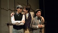 Theater Review: The Hounds of Baskerville, Lost Nation Theater
