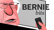 Bernie Bits: The <i>New Yorker</i> Publishes a Deep Dive on Sanders