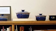 Bowls on Exhibit and on Loan at Tunbridge Library