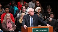 In N.H., Sanders Defends Ad, Says Clinton Is 'Distorting' Record
