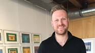 Departing Curator DJ Hellerman Looks Forward, and Back