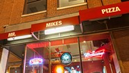 Mr. Mikes Pizza Opens Side Bar