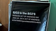 Vermonters Encouraged to Do Random Acts of Kindness for 802 Good Deeds Day