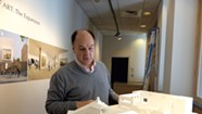 Director John Stomberg Oversees Hood Museum Expansion