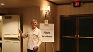 Writers Seek Agents at Burlington Conference
