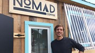 Nomad Coffee Brings Caffeine Caravan to Essex Junction