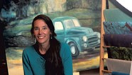 Work: Chelsea Lindner, owner, Artists' Mediums