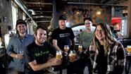 Burlington's New Foam Brewers Go With the Flow
