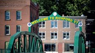 WTF Is Richford's 'Mystery Spot'?