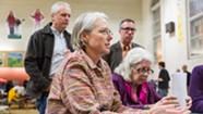 At Caucus, Burlington Dems Back Progressive Council Prez Knodell
