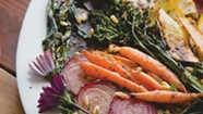 Garden-Fresh Fare at West Fairlee's Middlebrook Restaurant & Market