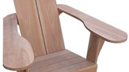 Three Local Purveyors Craft Classic Seating: the Adirondack Chair