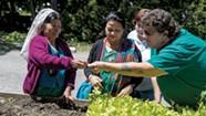 VNA Provides Day Care to New American Elders
