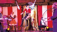 Thrills and Silliness From the Festival of Fools