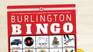 Challenge Yourself to a Game of Burlington Bingo
