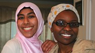Meet Slam Poets Hawa Adam and Kiran Waqar of Muslim Girls Making Change