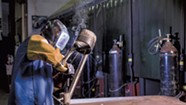 Not College Bound? Try Welding School