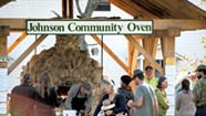 Johnson's Bread Oven Draws Community Together