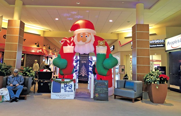 Mallsoleum Vermont S Largest Retail
