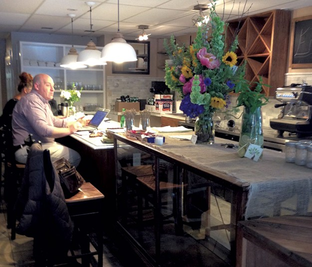 Ruth's Table Opens In Woodstock