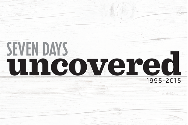Slideshow: Uncovered (1995-2015)