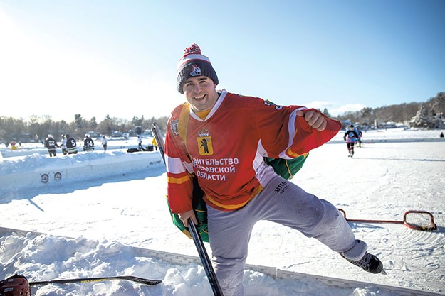 The Lake Champlain Pond Hockey Classic