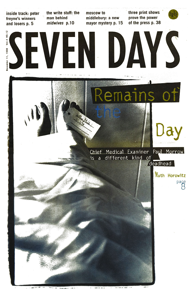 """Seven Days """"Covers"""" People 1995-2020"""