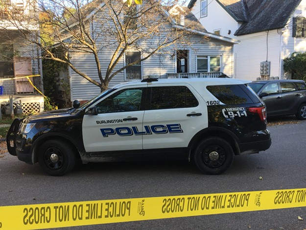 Burlington Cops Man Armed With Meat Cleaver Kills Wife Off Message