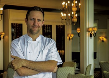 Caleb Lara Is New Executive Chef at Essex Resort & Spa