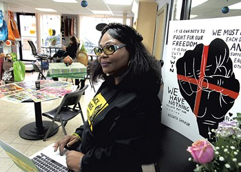 Winooski Candidate Ebony Nyoni Has Competition — and Legal Trouble