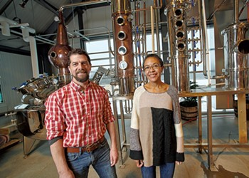 From Public Health to Spirits: Longtime Colleagues Open Wild Hart Distillery