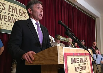 Provocateur, Candidate: James Ehlers' History of Rhetorical Excess