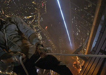 Movie Review: Don't Have High Hopes for the Clichéd Action Flick 'Skyscraper'