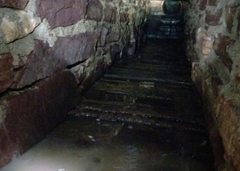 Workers Uncover a 'Pretty Cool' Historic Tunnel in Downtown Burlington