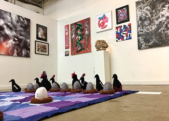 Spaced Out: A Guide to Burlington Art Galleries