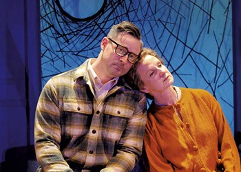 Theater Review: 'Dear Elizabeth,' Northern Stage