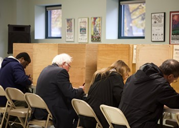 Vermonters Turn Out in Record Numbers for a Midterm Election