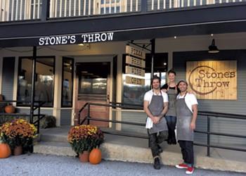 BFA Fairfax Grads Return to Open Stone's Throw Pizza