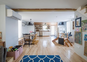 DIY Homeowners Rebuild Old House From Studs to Glory