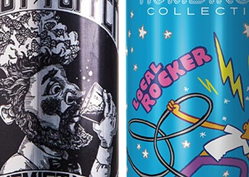 Two Vermont Breweries in Top 10 for Beer Can Design