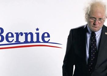 Comedian James Adomian on Parodying Bernie