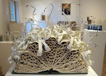 Art Review: 'Unbound Vol. V,' ArtisTree Gallery