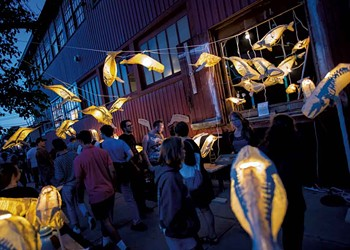 Burlington's Artsy South End Is a Feast for the Senses