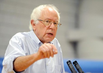 Anger Management: Sanders Fights for Employees, Except His Own