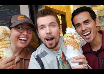 Stuck in Vermont: The Third Annual Creemee Tour