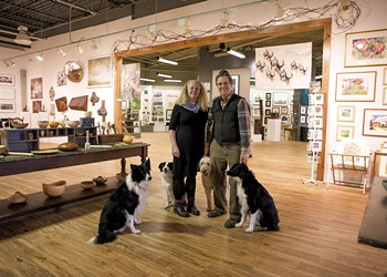ArtHound Gallery Aims to Give Vermont Artists a New Hub in Essex