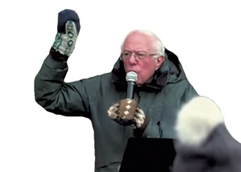 Those Mittens Bernie Sanders Wears Campaigning Are Made in Vermont