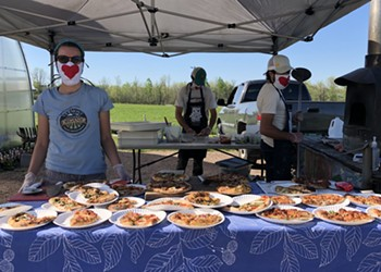 NOFA-VT's Pizza Oven 'Feeds Those Who Feed Us'