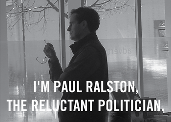 Montpeculiar: Could-Be Candidate Paul Ralston Turns to Crowdsourcing