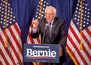 If Sanders Joined Biden's Cabinet, Who Would Succeed Him in the Senate?